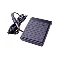CHERUB WTB004 Sustain Pedal Switchable to Suit All Keyboards