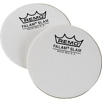 REMO 4 Inch Single Falam Slam Kick Impact Patch 2 Pack KS-0004-PH