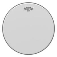 REMO EMPEROR CONTROLLED 14 Inch Drum Head Coated with Black Dot Batter