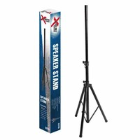XTREME SS260 Single Speaker Stand Lightweight 35mm Diameter up to 40kg Capacity