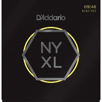 DADDARIO NYXL0946 Electric Guitar String Set Nickel Wound Super Light 9-46