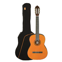 ASHTON SPCG14 1/4 Size Classical Guitar Starter Pack in Amber