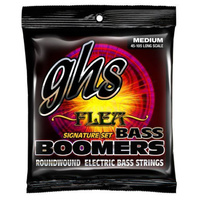 GHS BOOMERS FLEA Bass Guitar String Set 45-105 Roundwound Medium