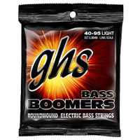 GHS BOOMERS Bass Guitar String Set 40-95 Roundwound Light