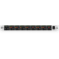 BEHRINGER POWERPLAY PRO-8 HA8000 8 Channel High Power Headphone Mixing & Distribution Amplifier