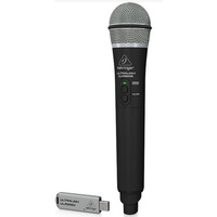 BEHRINGER ULM300USB ULTRALINK 2.4Ghz Digital Wireless Microphone with USB Receiver
