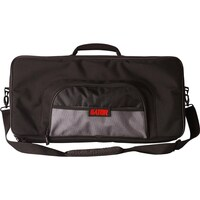GATOR G-MULTIFX-2411 Effects Guitar Pedal Bag 24 x 11 Inches in Black