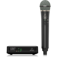 BEHRINGER ULM300MIC ULTRALINK 2.4Ghz Digital Wireless Microphone and Receiver