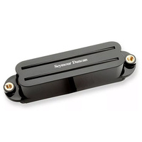 SEYMOUR DUNCAN 11205-02-B SHR-1B Hot Rails Strat Single Coil Bridge Pickup in Black