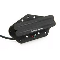 SEYMOUR DUNCAN 11205-03 STHR-1B Hot Rails Telecaster Bridge Pickup in Black