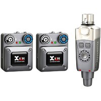 XVIVE U4R2 Wireless In-Ear Monitor System with Two Receivers
