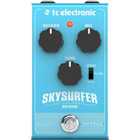 TC ELECTRONIC SKYSURFER Reverb Guitar Effects Pedal