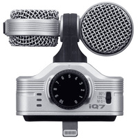 ZOOM IQ7 MS Professional Microphone Attachment