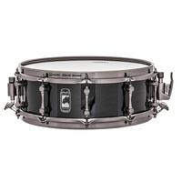 "MAPEX BLACK PANTHER BPML4500LNTB ""BLACK WIDOW"" 14 X 5 Inch Maple Snare Drum"