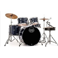 MAPEX PRODIGY DK-PDG5044TYB 5 Piece Drumkit 20 Inch Bass Drum With 2 Cymbal Pack Hardware and Stool in Royal Blue