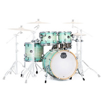MAPEX ARMORY DK-AR504SUM 5 Piece Shell Pack 20 10 12 14 14 Inch Snare in Ultra Marine