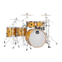 MAPEX ARMORY DK-AR628SFEDW 6 Piece Shell Pack 22 10 12 14 16 and 14 Inch Snare in Desert Dune with Black Hardware