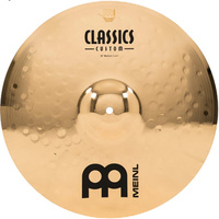MEINL CLASSICS CUSTOM BRILLIANT 16 Inch Medium Crash