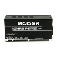 MOOER MACRO POWER MEP-MACP8 8-Port Power Supply
