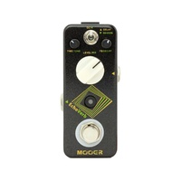 MOOER ECHOVERB MEP-EV Digital Delay and Reverb Micro Guitar Effects Pedal