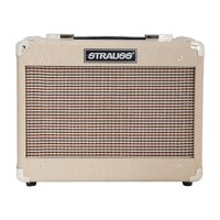 STRAUSS SM-T5 5 Watt Valve Guitar Amp Combo 8 inch Celestion Speaker in Cream SM-T5-CRM
