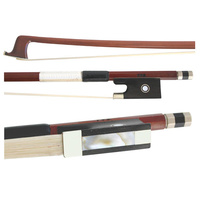 FPS 1/2 Size Violin Bow Round in Brazilwood