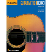 HAL LEONARD Guitar Method Book 3 - Schmid