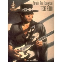STEVIE RAY VAUGHAN Texas Flood Guitar Recorded Version
