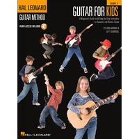 HAL LEONARD Guitar Method Guitar For Kids Book 1 Book & CD