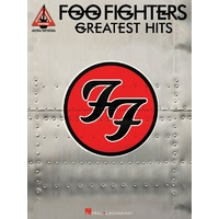 FOO FIGHTERS Greatest Hits For Guitar Recorded Versions