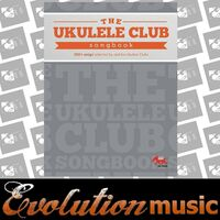 HAL LEONARD The Ukulele Club Songbook Book 1 with over 250 songs