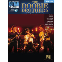 THE DOOBIE BROTHERS Guitar Playalong Book with Online Audio Access and TAB Volume 172