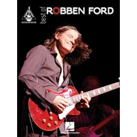 ROBBEN FORD THE BEST OF GUITAR Guitar Recorded Versions NOTES & TAB