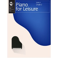 AMEB Piano for Leisure Grade 1 Series 4