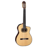 TAKAMINE H90 PRO Concert Classical Acoustic/Electric Guitar in Natural Gloss