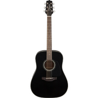 TAKAMINE GD30 Dreadnought Acoustic Guitar in Black