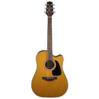 TAKAMINE GD30CE G SERIES Dreadnought Acoustic/Electric Guitar in Natural