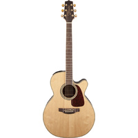 TAKAMINE GN71CE G SERIES Medium Jumbo Acoustic/Electric Guitar in Natural Gloss