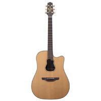 TAKAMINE GARTH BROOKS GB7C 6 String Acoustic/Electric Guitar with Cutaway in Natural Satin TGB7C
