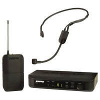 SHURE BLX14P31M17 BLX Headworn Wireless Microphone System