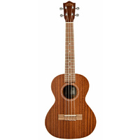 LANIKAI MAHOGANY LMAT Tenor Ukulele in Natural Satins with Gig Bag