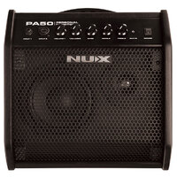 NUX 50 Watt Personal Monitor High Sensitive 6.5 Inch Woofer and 1 Inch Tweeter NXPA50