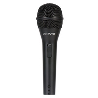 PEAVEY PVI2 Cardioid Unidirectional Microphone with on/off Switch and XLR Cable