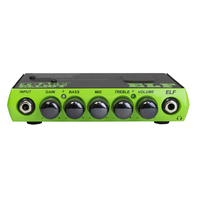TRACE ELLIOT ELF PVELF 200 Watt Ultra Compact Bass Amp Head