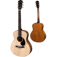 EASTMAN ACTG2E Travel Acoustic/Electric Guitar all Solid Sapele with Gig Bag