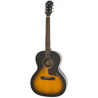 EPIPHONE EL-00 PRO Acoustic/Electric Guitar in Vintage Sunburst