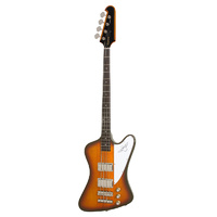 EPIPHONE THUNDERBIRD VINTAGE PRO 4 String Electric Bass Guitar in Tobacco Sunburst 8500207