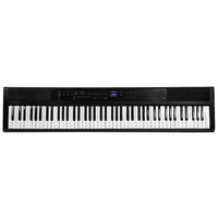 ARTESIA PE-88 88 Note Touch Sensitive Digital Piano in Black