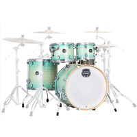 MAPEX ARMORY DK-AR529SUM 5 Piece Shell Pack 22 10 12 16 and 14 Inch Snare in Ultra Marine