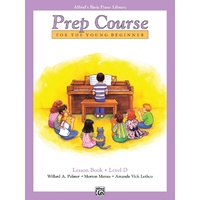 ALFREDS BASIC PIANO LIBRARY Prep Course Lesson Book Level D